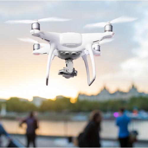 UniSA working on 'pandemic drone' to detect coronavirus