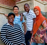 Young refugees to South Australia