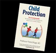 The book, Child Protection, will be launched by Ita Buttrose