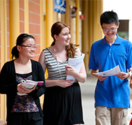 Admission of Chinese GaoKao for 2015 entry