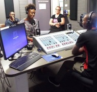 Powerhouse Radio is produced by young people of refugee background now living in Adelaide