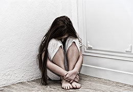 Image of a vulnerable child