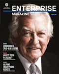 enterprise magazine cover edition 2 2018/19