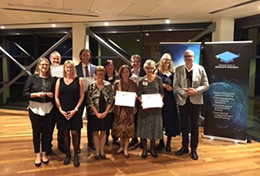 Excellence in graduate research education recognised