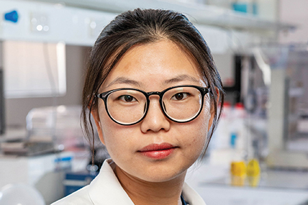 Dr Xuan Wu has developed a super-efficient photothermal desalination technique.