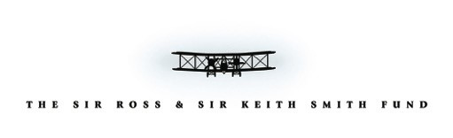 The Sir Ross & Sir Keith Smith Fund banner