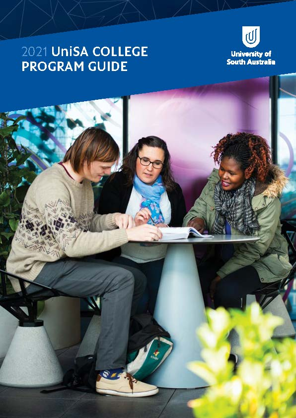 UniSA College Program Guide 2021