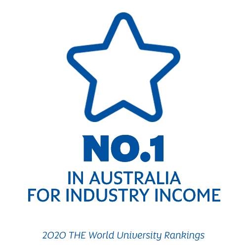 No.1 in Australia for Industry Income