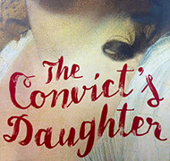 Kiera Lindsey's book The Convict's Daughter