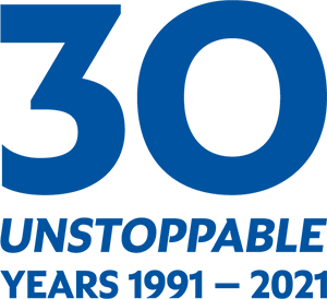 UniSA 30 years Badge Blue.png