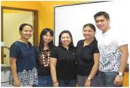 EBP training in the Philippines Pilot testing