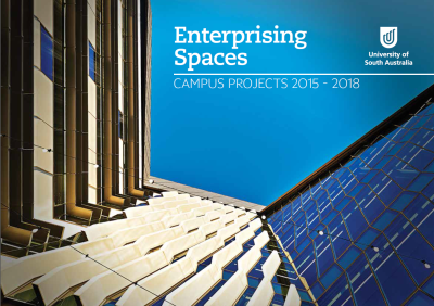 Enterprising spaces front cover