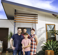 Low carbon living housing image