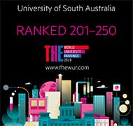 Times Higher Education Rankings logo