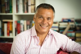 Journalist, foreign correspondent and presenter Stan Grant