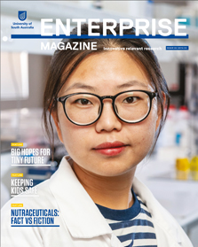 Enterprise magazine cover Issue 2 2019