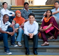 Australians from various cultural backgrounds.