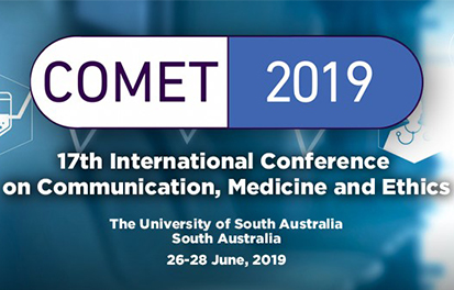 17th International Conference on Communication, Medicine, and Ethics (COMET)