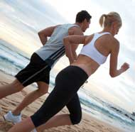 Think about effort when exercising. iStock_000015884645