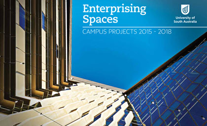 Enterprising Spaces Brochure Cover