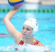 Belinda Symons water polo
