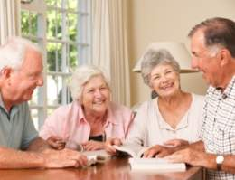 UniSA researchers say planning for a physically and cognitively active retirement is as important as financial planning000020440574