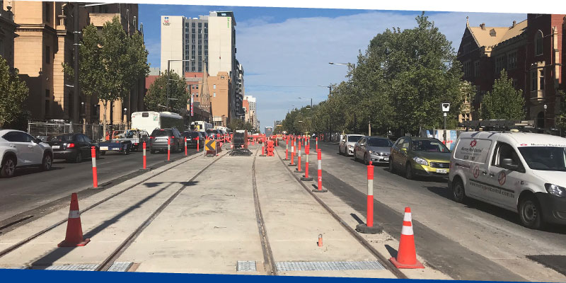 How much CO2 can Adelaide's new tram extension save?