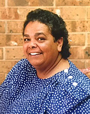 Alice Rigney Photo courtesy  L Rigney 2007: Permission granted by  Family  to use image in public