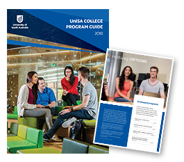 UniSA College Pathways to Degrees 2017