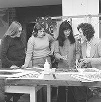 Kingston College of Advanced Education North Adelaide 1976