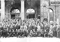 SA School of Mines and Industries 1921