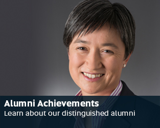 Alumni Achievements - Learn about our distinguished alumni