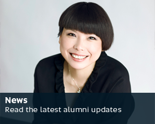 News - Read about our alumni newsmakers