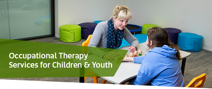 Occupational Therapy Service for Children and Youth