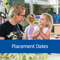 Placement Dates