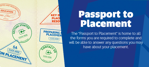 Passport to Placement