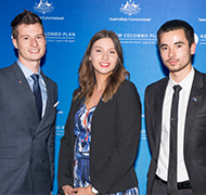 New Colombo Plan Winners