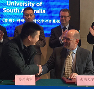 How a UniSA office in China will benefit Australian technology