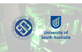 Australia - China Joint Research Centre for In-line Chemical and Mineral Sensing for Sustainable Mineral Processing