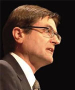 Greg Combet delivering the 2006 Annual Hawke Lecture