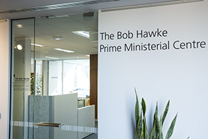 Bob Hawke Centre Office