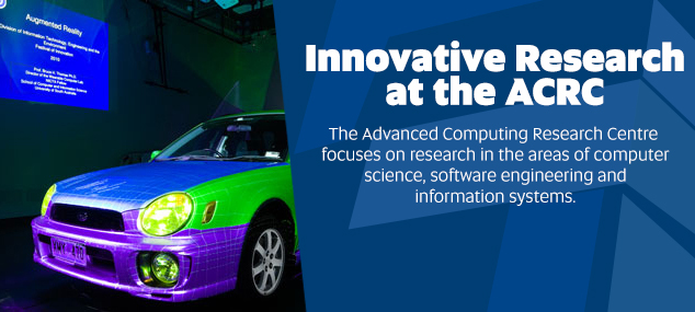 Innovative Research at the ACRC