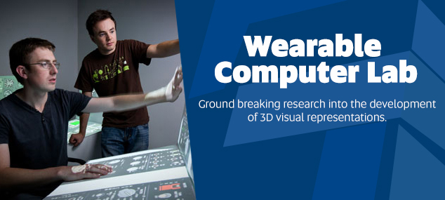 Wearable Computer Lab