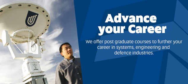 Advance your career banner