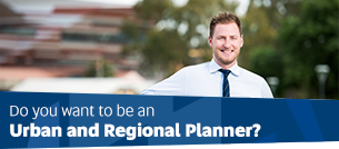 Do you want to be an Urban and regional planner?