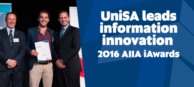UniSA leads information innovation