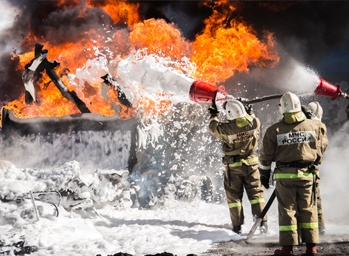 Polyfluorinated alkyl substances (PFAS) have a range of uses including in firefighting foam but have been implicated in a variety of health issues.