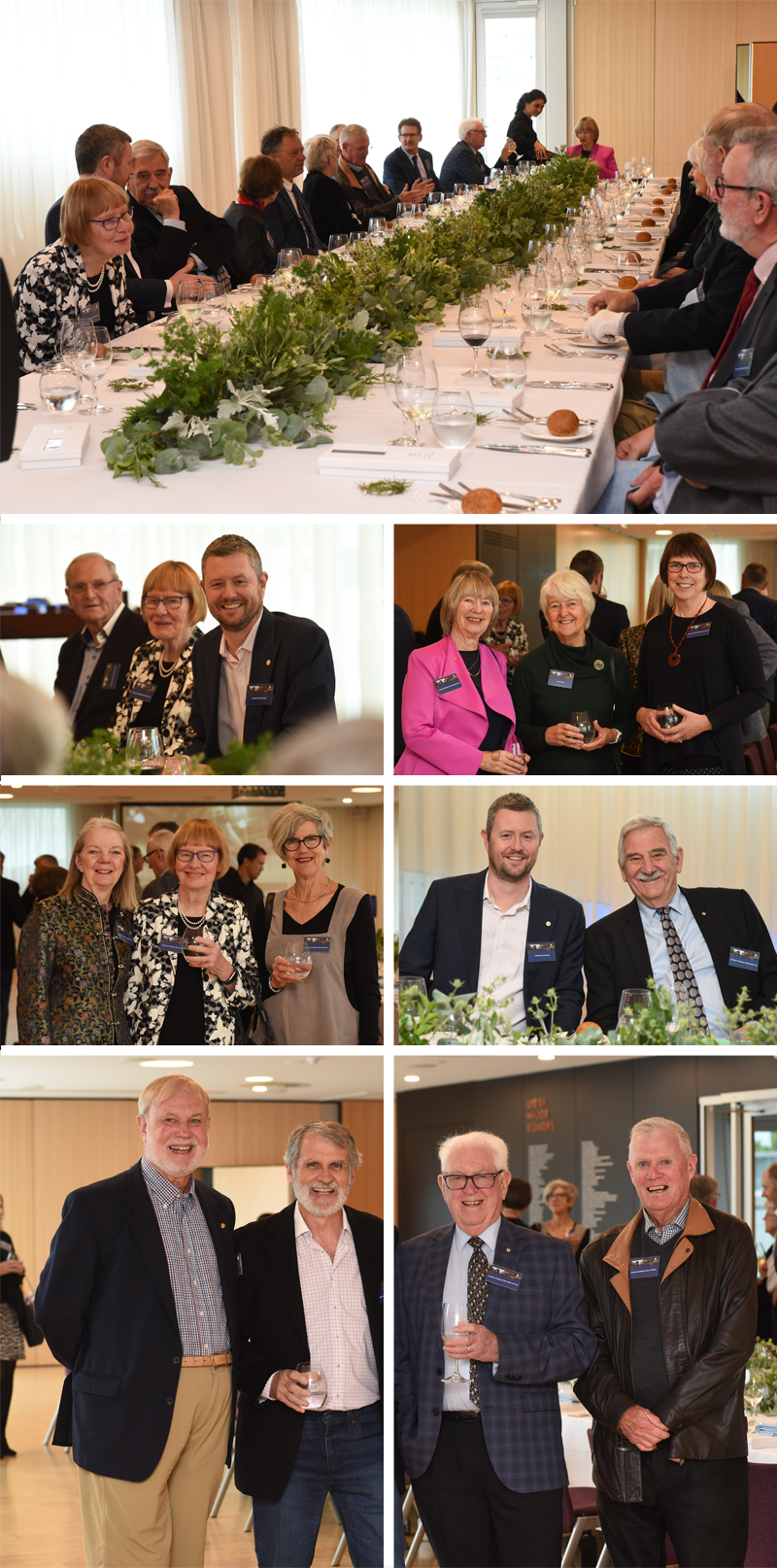 Vice Chancellor's lunch for UniSA's Emeritus Professors