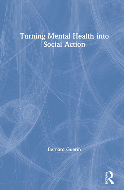 Book cover: Turning Mental Health into Social Action
