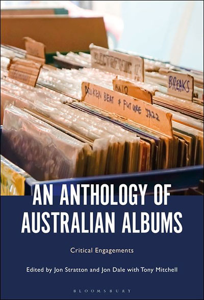 Book cover: An Anthology of Australian Albums